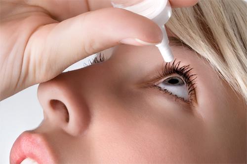 bảo vệ đôi mắt để khỏi bị mờ mắt