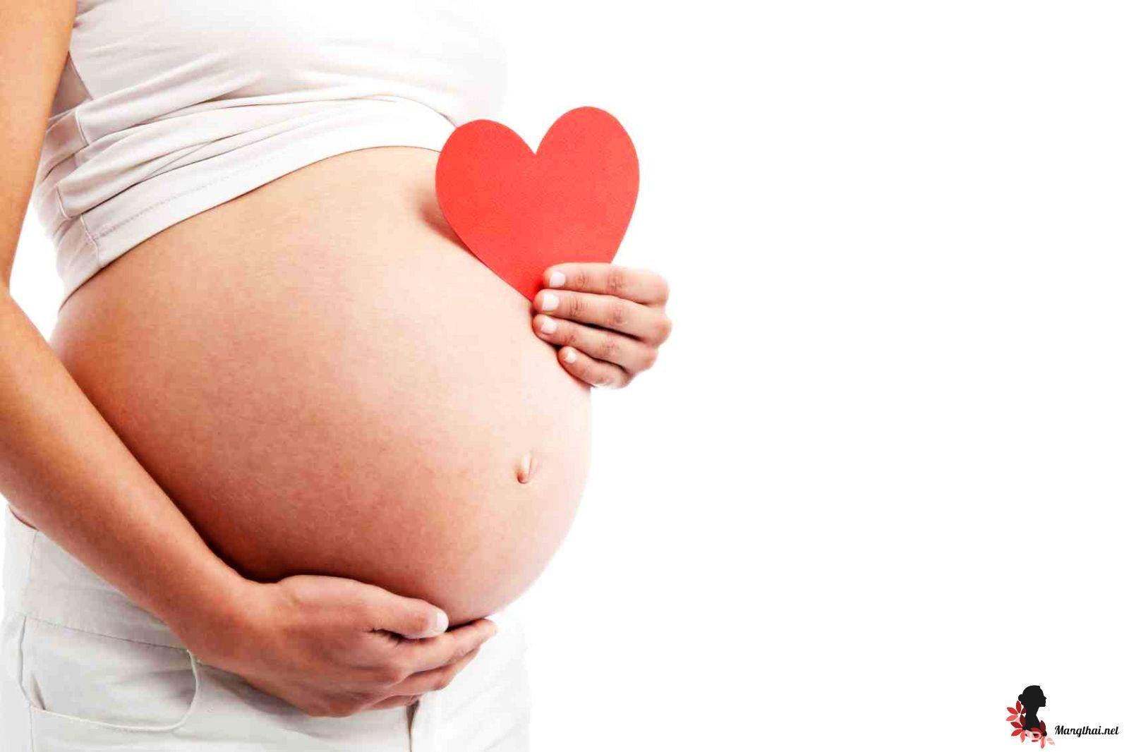 Những điều mẹ bầu cần biết khi mang thai