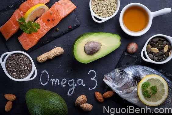 Thức ăn chứa DHA