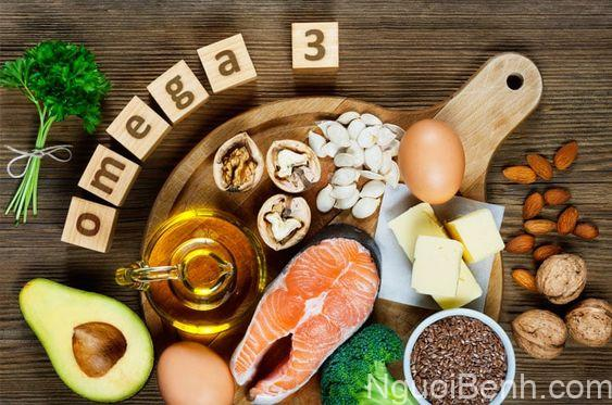 Bổ sung Omega 3 cho chế độ dinh dưỡng thiết yếu của bạn