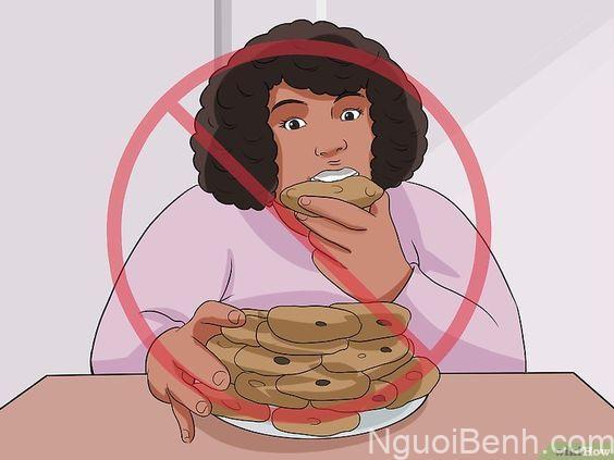 Chú ý chế độ ăn uống