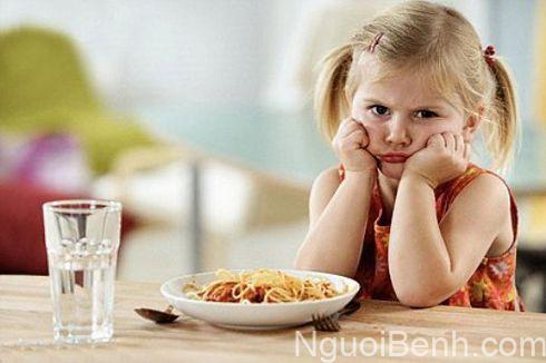 Món ăn dinh dưỡng cho bé