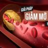 Mỡ máu cao và cách điều trị