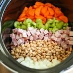 Protein chứa trong các loại đậu